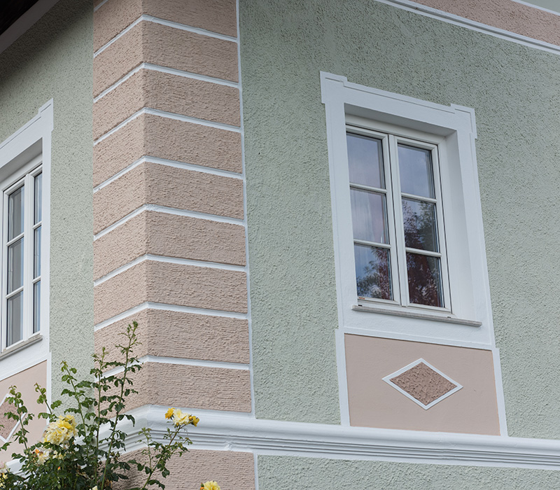 Fassadengestaltung by Malerei Hupf, Oberwang